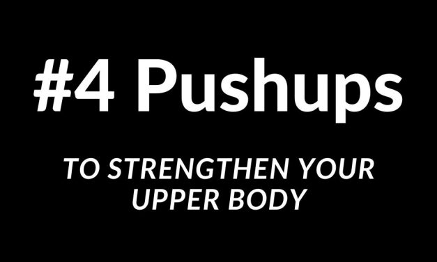 #4 Best Pushups for Chest Muscles – Strengthen Your Upper Body