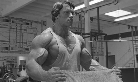 Arnold Schwarzenegger's Workout Routine – High Volume Training