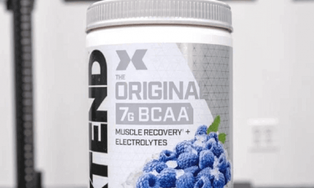 Blue Raz Recipe: Scivation XTEND BCAA Blue Raspberry