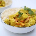 Chicken Curry Recipe – Low Fat & Healthy (Perfect for Bodybuilders)