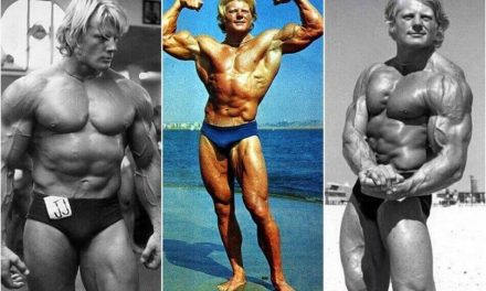 Dave Draper Workout Routine – His All-Time Favorite