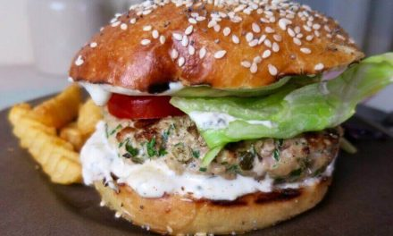 Grilled Tuna Burgers Recipe – Cook Tasty Snack on Your Own