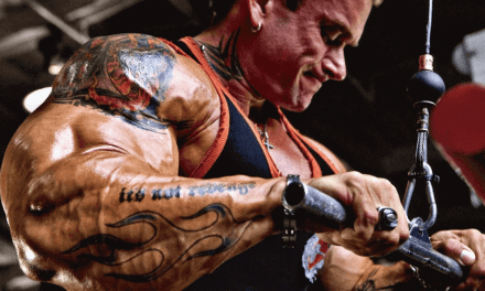 Lee Priest Workout Routine for Mass & Strength