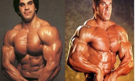 Lou Ferrigno Workout Routine for Monstrous Mass Physique