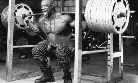 Ronnie Coleman Workout Routine – For Intermediate & Advanced