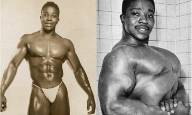 Leroy Colbert Workout Routine