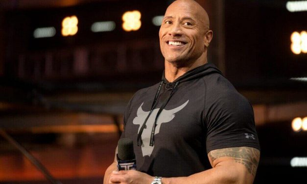 The Rock's Workout Routine, Diet Plan & Spotify Music Playlist