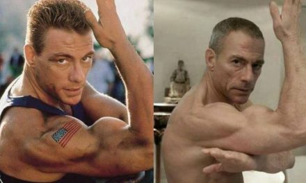 Jean Claude Workout Routine and Diet Plan