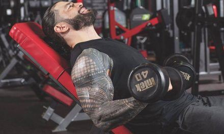 Roman Reigns Workout Routine and Diet Plan