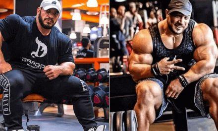 Big Ramy's Workout Routine, Diet Plan & Supplementation